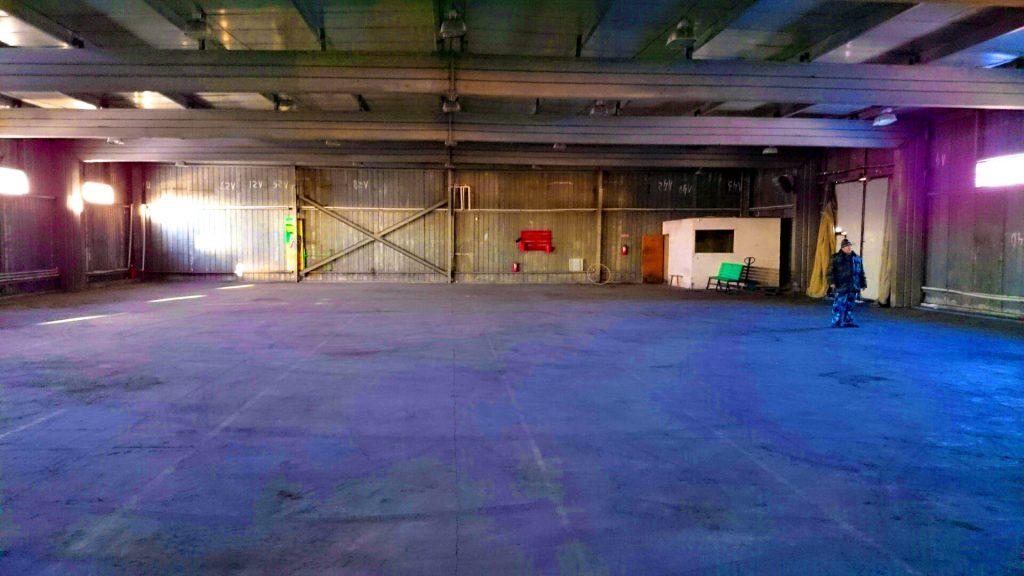 Отапливаемые складские помещения